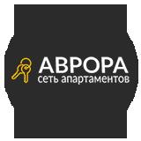 Логотип Сеть апартаментов «Аврора»